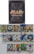 MÄR Heaven : 14 Japanese Trading Cards - Trading Cards