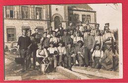 Lettonie --  Environs De Jacobstadt  -- Carte Photo 6 Kavallerie Division  --19/8/1916 - Lettonie