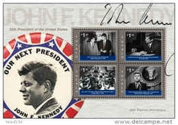 TUVALU 1124 ; MINT N.H. STAMPS ; IGPC 1032 SH ( KENNEDY - Tuvalu