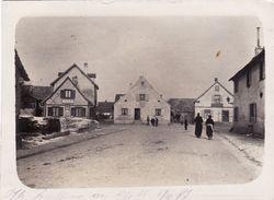 Photo Février 1917 Secteur RIXHEIM - Eine Strasse (A180, Ww1, Wk 1) - France