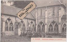 88 Saint-Dié - Cpa / Ancienne Abbaye - Cour Intérieure. - Saint Die