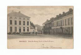 THOUROUT.  Place Du Bourg (Nord) Et Rue De Bruges (1901). - Torhout