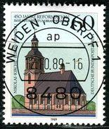 Berlin - Mi 855 - Zentrisch OO Gestempelt (A) - 60Pf  Reformation - Berlin (West)