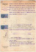 VP10.976 - Acte De 1948 - Entre La Banque Populaire Du Rhone à LYON Contre JAGUIN - Bank & Insurance