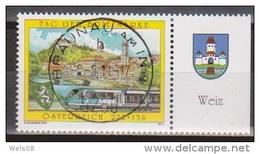 """Österreich 2011:  """"Tag Der Briefmarke""""  Gestempelt - 2011-... Gebraucht"""