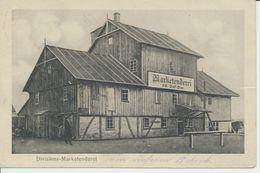 AK Marketenderei (alte Windmühle) 92. ID - Guerre 1914-18