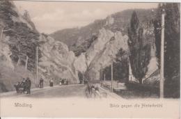 AK - Mödling - Blick Gegen Hinterbrühl - 1900 - Mödling