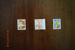 France Préoblitérés - YT N° 250/52** (MNH) 2007 - Orchidées - 1989-....