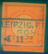 Nr. 18 - Schönes Briefstück Aus Leipzig - Deutschland