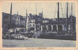 DESENZANO / IL PORTO / ATTELAGE   / LOT  B 46 - Brescia