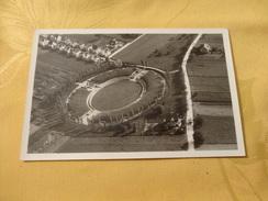 Brugg Römisches Amphitheater - Flieger Postkarte  - Swissair  (1243) - AG Argovia