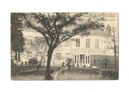 Pensionnat De L'Education Chrétienne - Argentan-Tournai, 27, Quai Des Salines. Un Coin Du Jardin. - Doornik