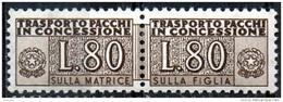 PIA - Specializzazione  :   PACCHI CONCESSIONE : £ 80 - (SAS 10/II - CAR 31) - Pacchi In Concessione