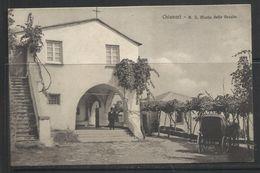 ITALIA ITALY CHIAVARI SANTA S. MARIA DELLE GRAZIE CARTOLINA POST CARD 11516 EDIT. BRUNNER NUOVA UNUSED - Eglises Et Couvents