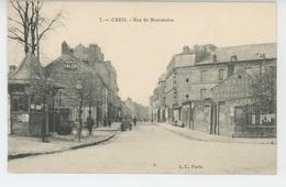 CREIL - Rue De Montataire - Creil