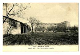 CPA 21 Côte D'Or Dijon Ecole Saint-Joseph Façade Sud Cours De Récréation Et Préaux - Dijon