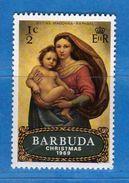 (Mn1) BARBUDA **-1969 -  NOEL . Yvert. 38.  MNH.  Vedi Descrizione. - Antigua E Barbuda (1981-...)