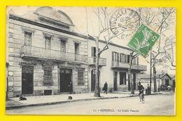 DJIDJELLI Rare Le Crédit Foncier (Caravano) Algérie - Altre Città