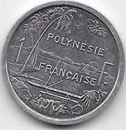Polynésie 1 Franc 1990 - Polynésie Française