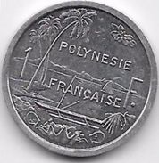 Polynésie 1 Franc 1990 - French Polynesia