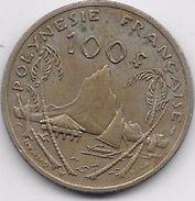 Polynésie 100 Francs 1986 - Polynésie Française