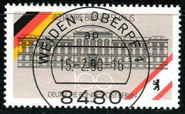 Berlin - Michel 867 - Zentrisch OO Gestempelt (A) - 100Pf  40 Jahre Bundehaus In Berlin - Berlin (West)