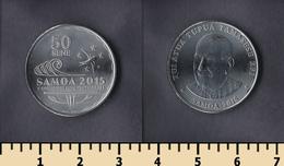 Samoa 50 Sene 2015 - Samoa