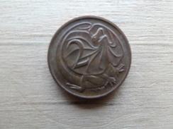 Australie  2  Cents  1977  Km 63 - Monnaie Décimale (1966-...)