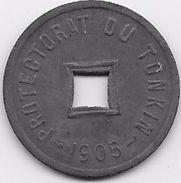 Tonkin - Chine - 1905 - Monnaies
