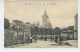 VILLIERS EN PLAINE - La Place De L'Eglise - Other Municipalities