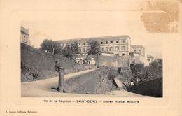 CPA - Réunion - St-Denis - L'Hôpital Militaire 1915 - Reunion