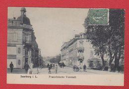 Sarrebourg  / Französische Vorstadt - Sarrebourg