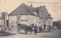 VALLANT  St GEORGES ;   JOACHIM Henri  Marchand De BESTIAUX  ( Plan Animé  Dont Attelages) - France