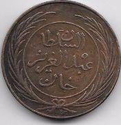 Tunisie 8 Kharub - 1281 - Coins