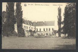 +++ CPA - EMINES - Château - Nels 214   // - La Bruyère