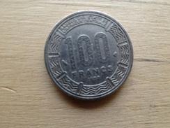 Central African  100  Francs  1998  Km 13 - Centrafricaine (République)