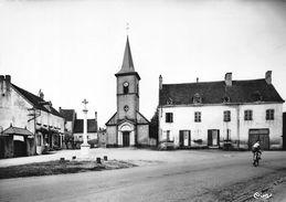 SAINT BERAIN SUR DHEUNE - Place De L'Eglise - Très Bon état - Sonstige Gemeinden