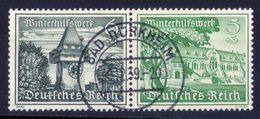 ALEMANIA REICH - Zusammendrucke-Mi. W136-N-10905 - Se-Tenant