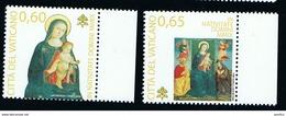 2009 - VATICAN - VATICANO - VATIKAN - S21E.2 - MNH SET OF 2 STAMPS  ** - Vatican