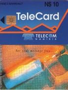 TARJETA TELEFONICA DE NAMIBIA. (288) - Namibia