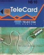 TARJETA TELEFONICA DE NAMIBIA. (290) - Namibia