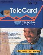 TARJETA TELEFONICA DE NAMIBIA. (292) - Namibia