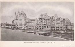 New Jersey Atlantic City Marlborough-Blenheim Hotel