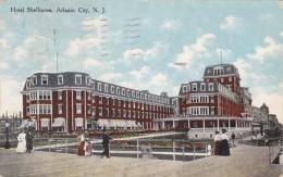 New Jersey Atlantic City Hotel Shelburne 1911