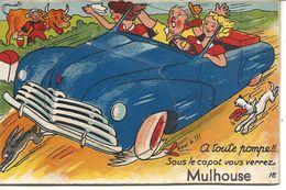 CARTE SYSTEME. SOUS LE CAPOT... - Mulhouse