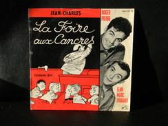 33 TOURS 25 CM ROGER PIERRE ET JEAN MARC THIBAULT LA VOIX DE SON MAITRE FDLP 1116 LA FOIRE AUX CANCRES - Humour, Cabaret