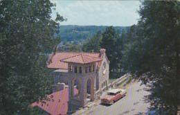 Arkansas Eureka Springs St Elizabeth's Church