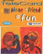 TARJETA TELEFONICA DE NAMIBIA. (298) - Namibia