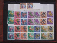 Bhutan 1968 MNH 194.208 Imperf Para - Bhutan