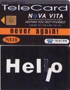 TARJETA TELEFONICA DE NAMIBIA. (308) - Namibia